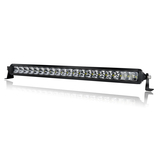 20 Inch LED Off Road Light Bar Single Row - IP68&IP69K Waterproof Spot Flood Comb Lights